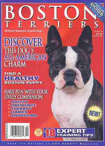 Boston Terriers  breeder magazine